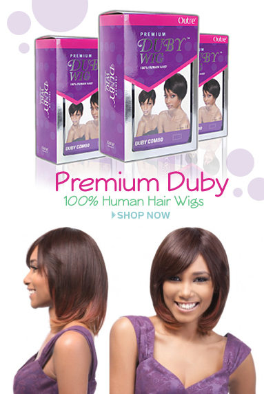 Outre Duby Wig 100% Human Hair