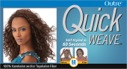 Outre Quick Weave / Synthetic Hair 3/4 Cap Wig - Quick Weave - Outre