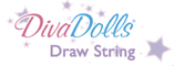 Diva Dolls Drawstrings