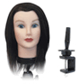 Mannequin Head & Holder