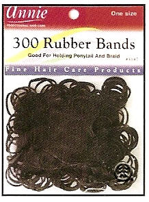 Annie Rubber Bands 300ct One Size