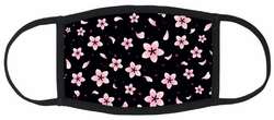 Cherry Blossom Fabric Face Mask