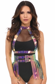 2 PC Rainbow Body Harness Set - IN STOCK