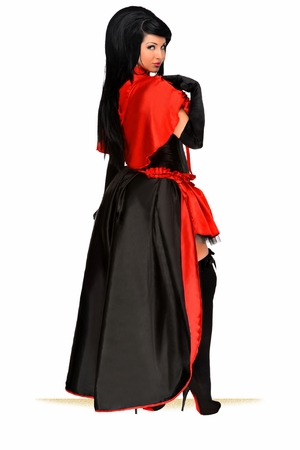 5 PC Sexy Red Riding Hood Costume