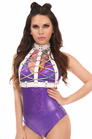 Lace-Up Front Harness - IN STOCK