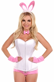 Lavish 5 PC Pink Bunny Costume