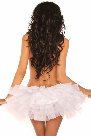 White Tutu - IN STOCK