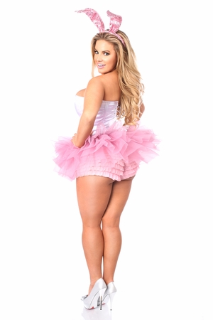 Lavish Innocent Bunny Corset Costume