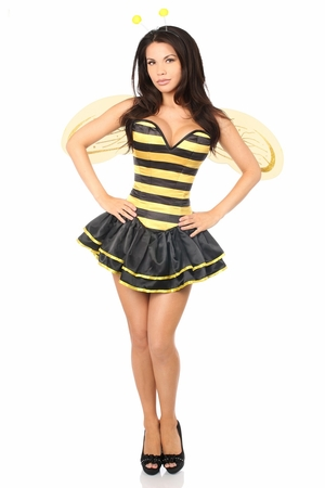 Top Drawer Premium Queen Bee Corset Costume