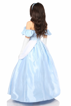 Top Drawer 6 PC�Fairytale Princess Corset Costume