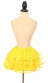 Yellow Ribbon Tutu - IN STOCK