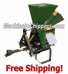 PTO Chipper for 10-30hp Tractors