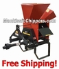 PTO Chipper for 15-45hp Tractors