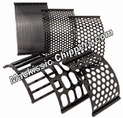 "1/2"" Chipper Screen (12P-Series)"