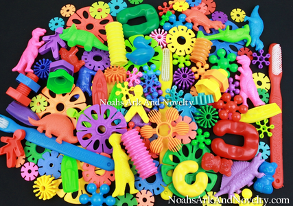 Plastic Gears, Wheels, Shapes, Blowmolds & Misc.