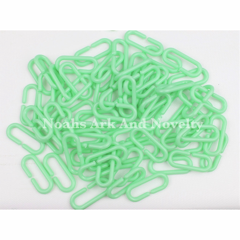 Plastic Mint C Links - 100 PK