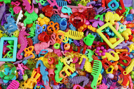 Charms, Beads & Buttons