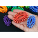 Giant Rainbow Fun Foraging Gears - 3 PK
