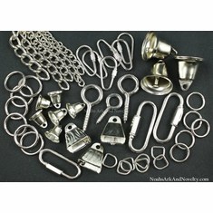 Hardware, Stainless Steel & Nickel Plated Parts