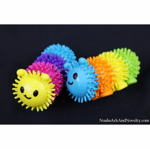 Spiky Hedge Caterpillar - 2 PK