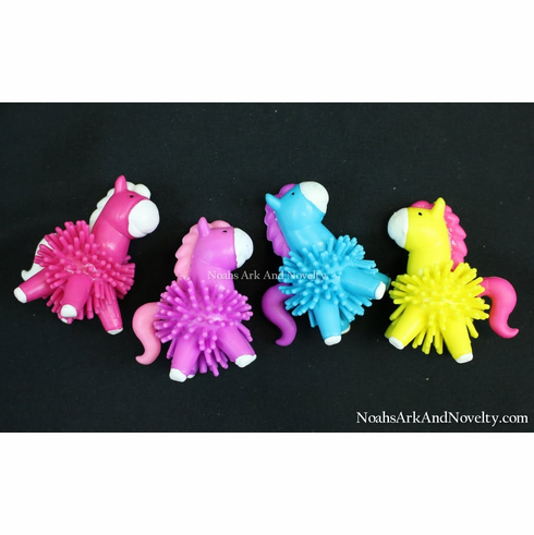 Spiky Hedge Horse Of A Different Color - 4 PK
