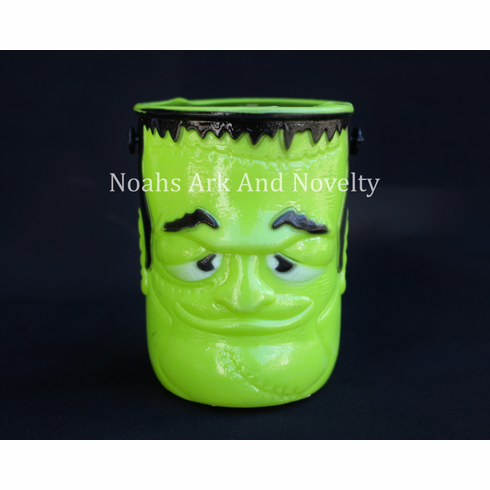 "3"" Frankenstein Foraging Treat Cup"