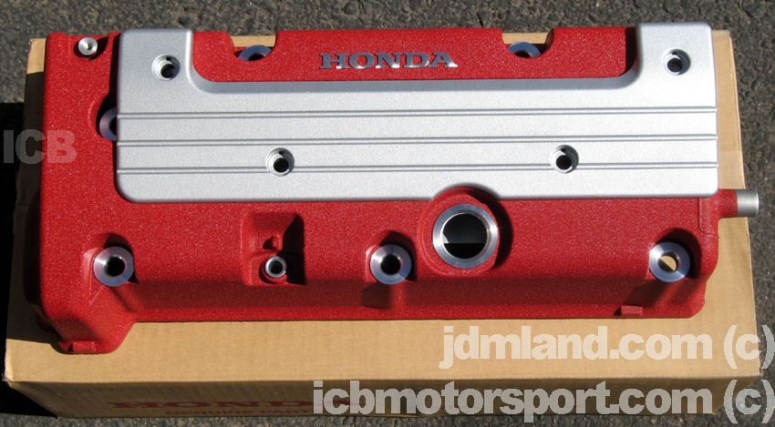 Jdm Integra Dc5 Type R Red Valve Cover Amp Spark Plug Cover