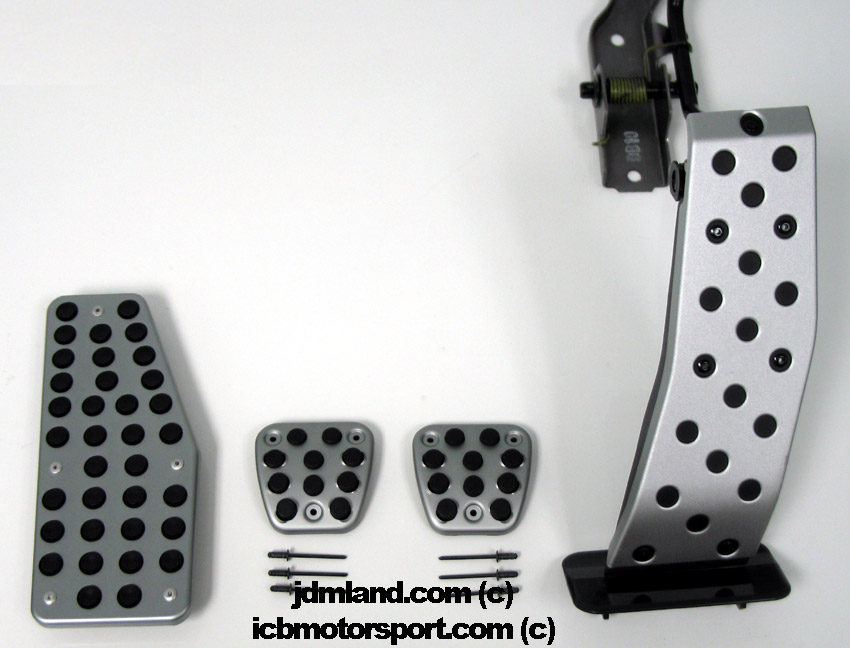 jdm accord euro  cl pedal assy complete kit