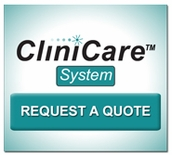 CliniCare System  (Hardwired for 1-6 Zones)
