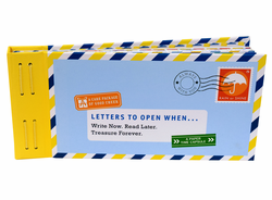 Letters to Open When�  Letter Writing Kit