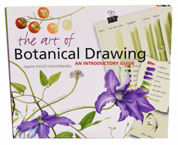 The Art of Botanical Drawing by Agathe Ravet-Haevermans