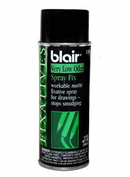 Blair Low Odor Workable Fixative