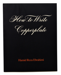 How to Write Copperplate by Hamid Reza Ebrahimi