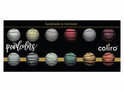 FINETEC Coliro 12 Pearl Colors