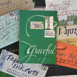 The Graceful Envelope, presented by the National Postal Museum, Smithsonian Institution