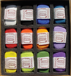 Diane Townsend Pastels, Primary Set of 12