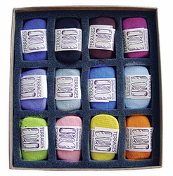 Diane Townsend Pastels, Terrages Wolf Kahn Favorites Set of 12