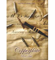 Copperplate Lettering with Ron Tate (DVD)