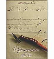 Spencerian Penmanship with Ron Tate (DVD)