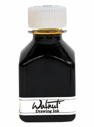Walnut Drawing Ink, 2.6 oz (OUT OF STOCK)