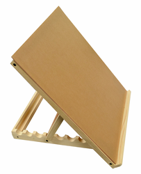 Small Easel with Plexiglass (15.5 X 18)