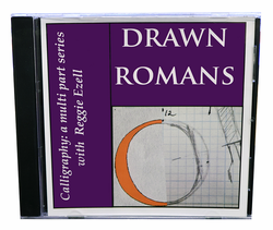Reggie Ezell Drawn Romans DVD