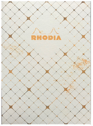 Rhodia Heritage A5 Grid Notebook, Checker (Out of Stock)