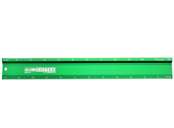 "Alumicutter 12"" Cutting Edge Ruler"