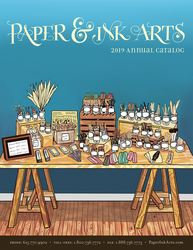Free 2019 Paper and Ink Arts Catalog