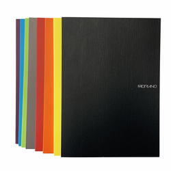 Fabriano EcoQua A5 Glue Bound Dot Notebook