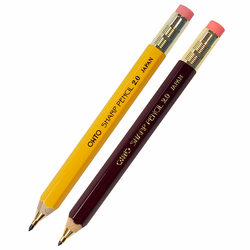 OHTO Wooden Mechanical Pencil 2.0