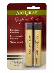 Art Graf Graphite Stick, Set of Two (Out of Stock)