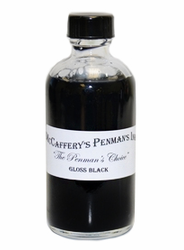 McCaffery's Glossy Black Ink 4oz