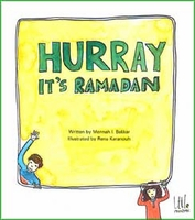 Little Moslem-Hurray! Its Ramadan